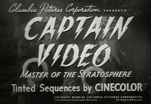 CaptainVideo  serial