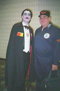 Count and Cadet Chuck
