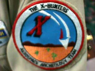 X Hunters patch